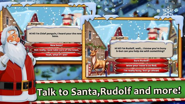 Hidden Object: Santa's Christmas Village screenshot 5