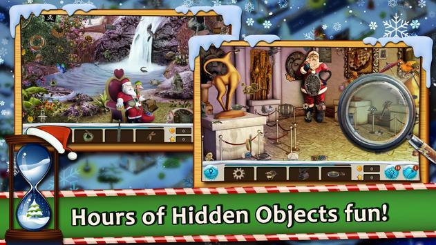 Hidden Object: Santa's Christmas Village screenshot 9