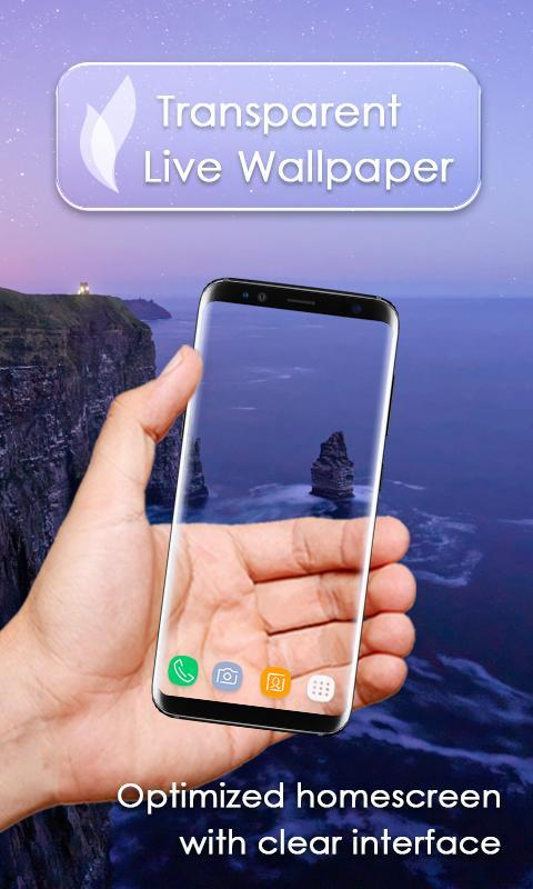 Transparent Live Wallpaper For Android Apk Download