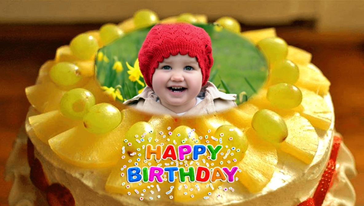 Birthday Cake Frames for Android - APK Download
