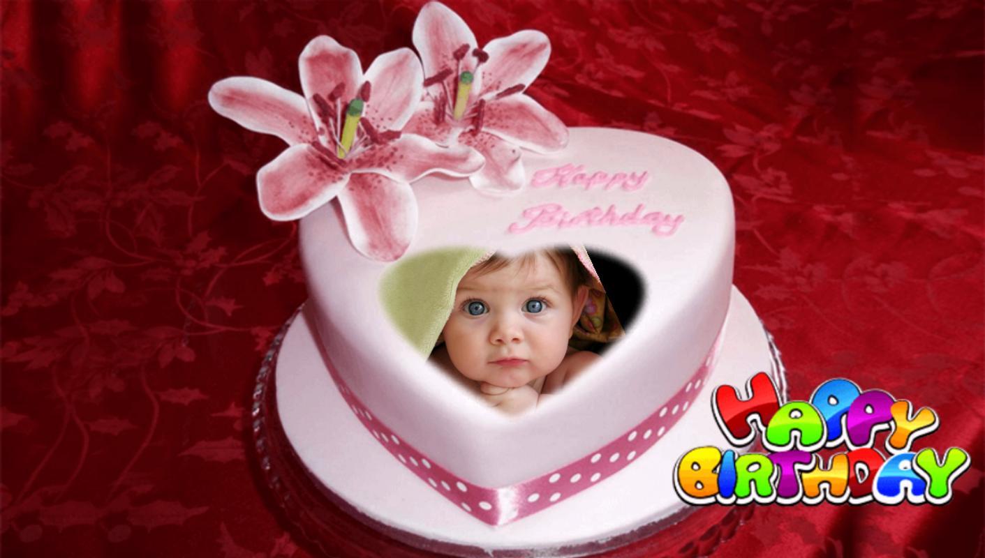 Birthday Cake Frames Screenshot 15