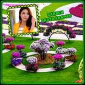 Garden Photo Frames ícone