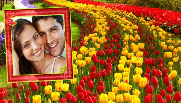 Garden Photo Frames imagem de tela 11