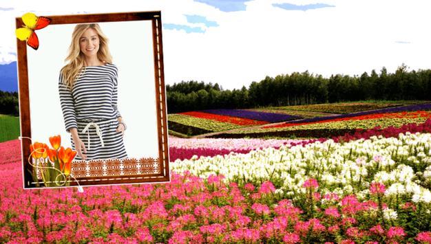 Garden Photo Frames imagem de tela 1