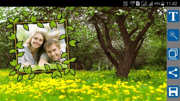 Garden Photo Frames imagem de tela 8