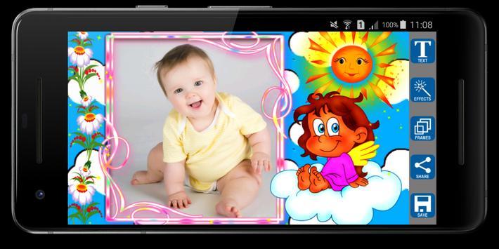 Kids Photo Frames screenshot 14