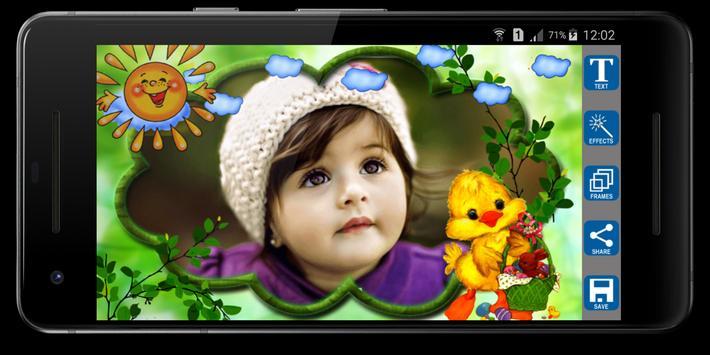Kids Photo Frames screenshot 15