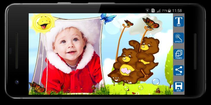 Kids Photo Frames screenshot 11