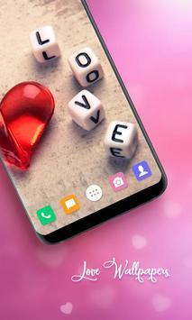 Love Wallpapers Free screenshot 13