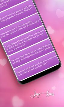 Love Wallpapers Free screenshot 4