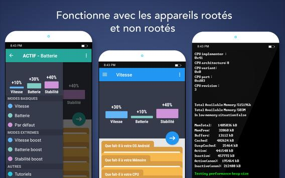 Root Booster Affiche