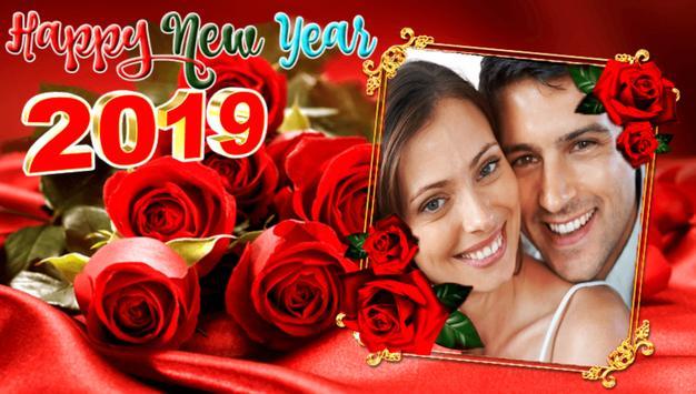 New Year Photo Frames 2019 截圖 1