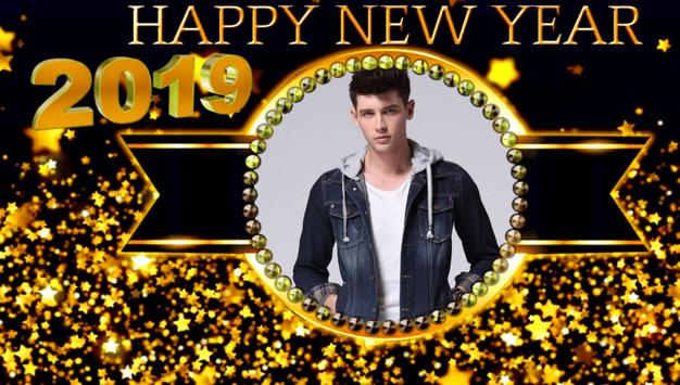 New Year Photo Frames 2019 screenshot 2