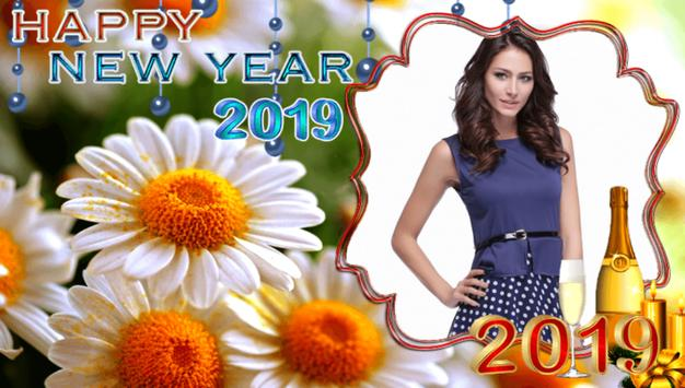 New Year Photo Frames 2019 screenshot 7
