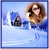 Snowfall Photo Frames icon