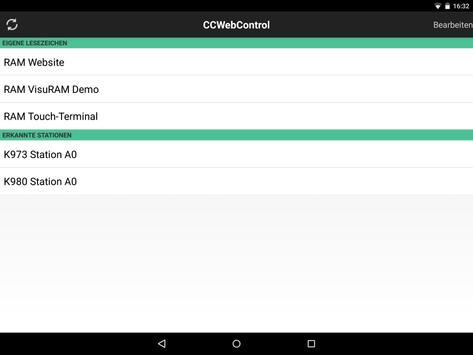 CCWebControl screenshot 4