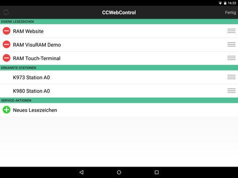 CCWebControl screenshot 5