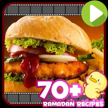 70+ Ramadan Recipes for Fasting poster