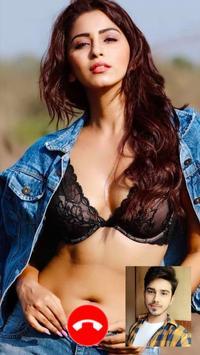 3 Schermata Hot Indian Girls Video Chat - Random Video chat