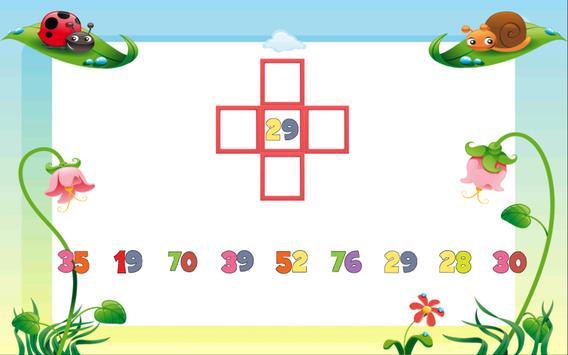Kids Counting Hundred Chart screenshot 14
