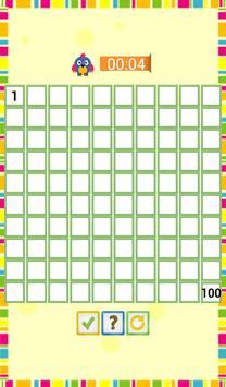 Kids Counting Hundred Chart screenshot 18