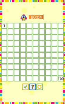 Kids Counting Hundred Chart screenshot 10