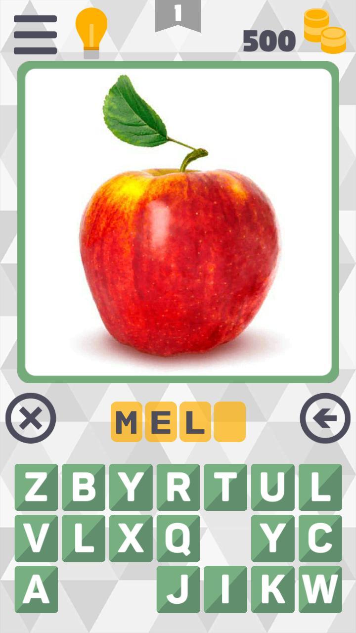 Composizioni Facili Di Frutta quiz di frutta for android - apk download
