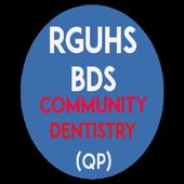 PREVENTIVE & COMMUNITY DENTISTRY icon