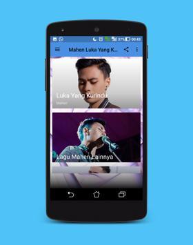 Mahen Luka Yang Kurindu screenshot 1