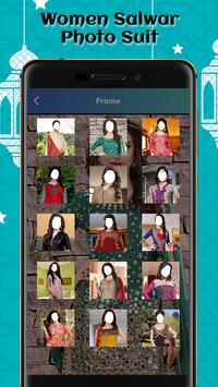 Women Salwar Photo Suit screenshot 1