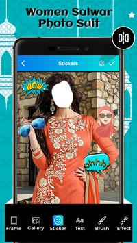 Women Salwar Photo Suit screenshot 2