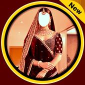 Bridal Lehnga Dress Photo Suit icon