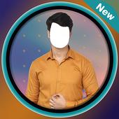 Men Formal Shirt Photo Suit Editor icon