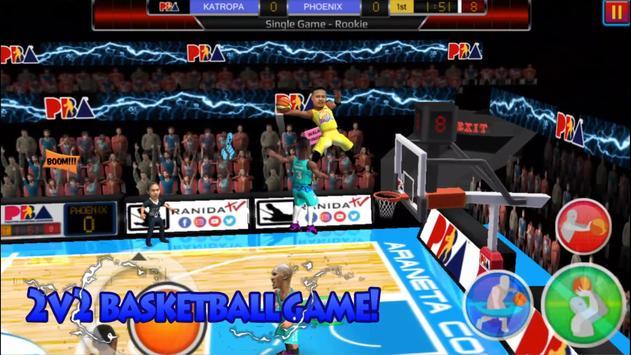 Basketball Slam 2020 poster
