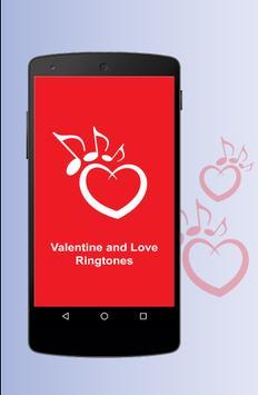 Love & Valentine Ringtones - Best Romantic Sounds poster