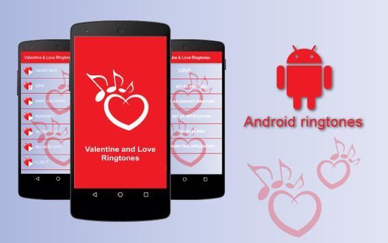 Love & Valentine Ringtones - Best Romantic Sounds screenshot 3