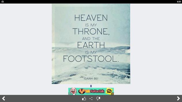Amazing Bible Daily Quotes screenshot 11