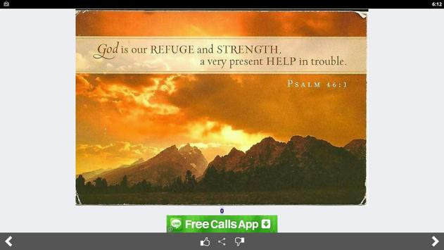 Amazing Bible Daily Quotes screenshot 8