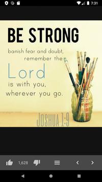 Amazing Bible Daily Quotes screenshot 1