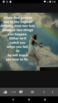 Amazing Bible Daily Quotes screenshot 2