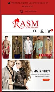 Rasm Creations poster