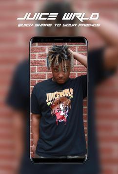 🔥 Juice Wrld Wallpapers HD New screenshot 4