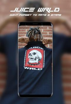 🔥 Juice Wrld Wallpapers HD New screenshot 5