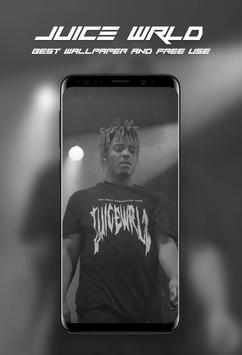 🔥 Juice Wrld Wallpapers HD New screenshot 2