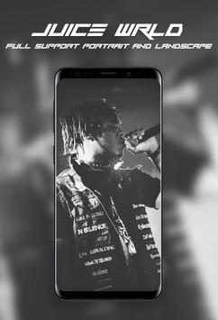 🔥 Juice Wrld Wallpapers HD New screenshot 3