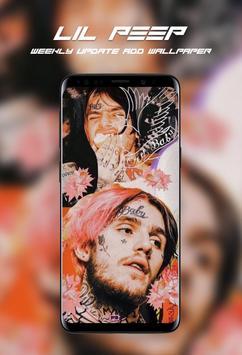 🔥 Lil Peep Wallpaper HD New screenshot 1