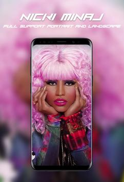 🔥 Nicki Minaj Wallpaper HD 4K screenshot 3
