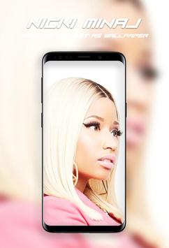 🔥 Nicki Minaj Wallpaper HD 4K poster