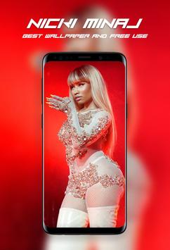 🔥 Nicki Minaj Wallpaper HD 4K screenshot 2