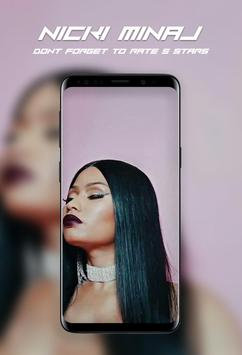 🔥 Nicki Minaj Wallpaper HD 4K screenshot 5